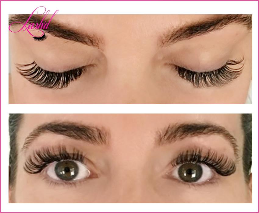 Eyelash Extensions By Tracey Capalaba Brisbane Lashd